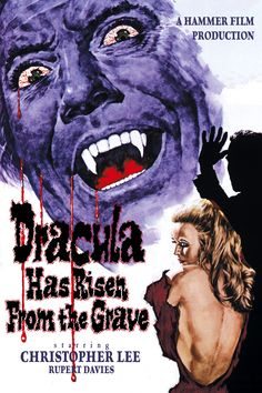 Dracula Has Risen from the Grave (1968) -