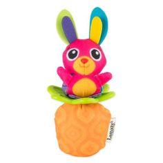 Lamaze® Easy Grip Bunny Rattle - buybuyBaby.com