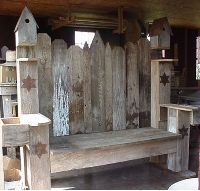 great idea for the old barn wood