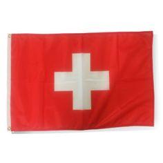 Drapeau de Suisse - en vente sur  http://www.mon-drapeau.com/gamme