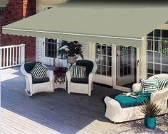 Retractable Awnings - $809                                                                                                                                                                                 More