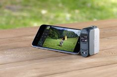 DxO One camera lens attaches to your iPhone or iPad for remarkable photos, comparable to a DSLR