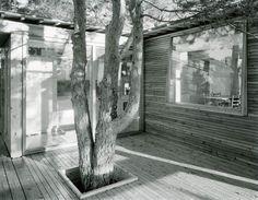 Summer House by Carl-Viggo Hølmebakk Shed, Patio, Architecture, Places, Artwork, Om, Summer, House, Art Work