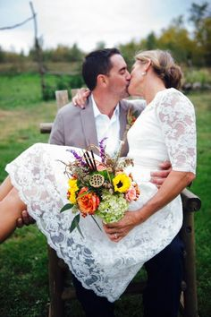 Flint Hills #WeddingBouquet #RusticWedding #Bouquet