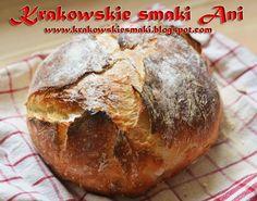 Dzisiaj mam dla Was przepis na bardzo smaczny i prosty chlebek. Nie wymaga on od nas wyrabiania, wystarczy wszystkie składniki umieścić ... Bread, Food, Breads, Baking, Meals, Yemek, Sandwich Loaf, Eten