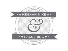 wedding monogram