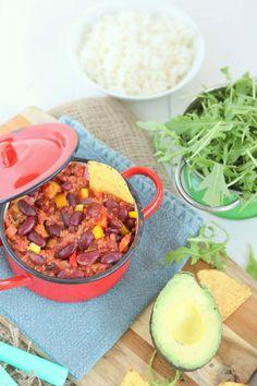 Chili con carne van Jamie Oliver