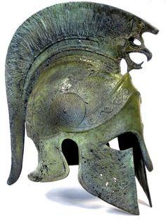 Macedonian Helmet - Macedonia Greece