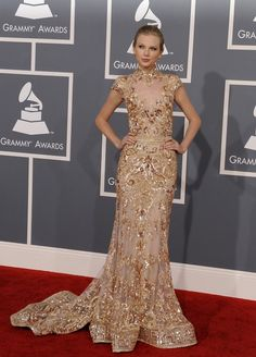 taylor swift 2012 grammys