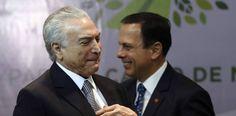 """A Folha diz hoje que o DEM desistiu da candidatura Dória. Se é que já não tinha feito isso antes, como se registrou aqui com a manifestação do """"paipai"""" Cesar Maia, desdenhando o prefeito..."""