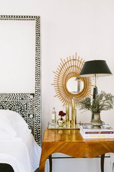 This boho home belongs to designer Veronica Hamlet in Michigan. This home is currently in renovation but, believe me, you'll be asking for more. Home tour. 2018 Interior Design Trends, Best Interior Design Websites, Grey Interior Doors, White Interior Design, Cafe Interior, Contemporary Interior, Contemporary Kitchens, Interior Styling, Eclectic Design