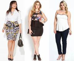 Moda para gorditas: Primavera / Verano | Vestidos para gorditas
