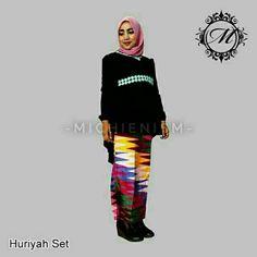Saya menjual HURIYAH SET seharga Rp190.000. Dapatkan produk ini hanya di Shopee! {{product_link}} #ShopeeID