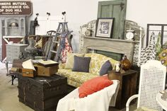 How to Shop for Vintage Furniture Like a Pro | Guides | Washingtonian