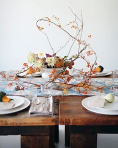 5 Free Thanksgiving Decoration Ideas | Apartment Therapy