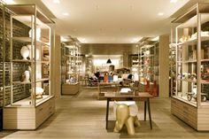 Lane Crawford Store, Shang Hai