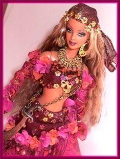 Gypsy Barbie
