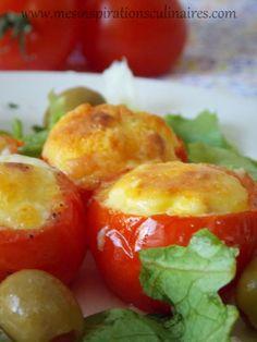une délicieuse entrée tres simple et mais si bonne. Une bonne façons d'ajouter des légumes au breakfast, ou pourquoi pas un bon repas accompagné d'une salade