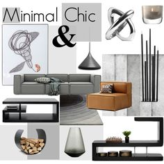 """Minimal Chic"" by szaboesz on Polyvore"