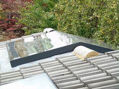 Bespoke Rooflight made to measure