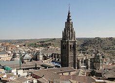 Toledo Cathedral - Wikipedia, the free encyclopedia