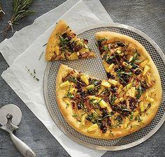 Thin Crust Pizza Dough | Vitamix