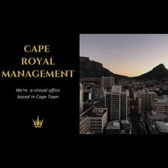 """Cape Royal Management shared a post on Instagram: """"We're open and still working.  Let us know how we can help and support you.…"""" • Follow their account to see 281 posts."""
