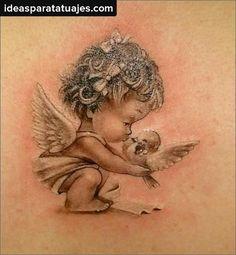 los-tatuajes-de-querubines-4.jpg (447×484)