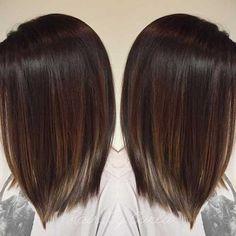 the latest Ladies brown short hair ideas