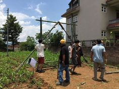 Shelters for Nepal earthquake survivors can be built from reclaimed materials in two days!