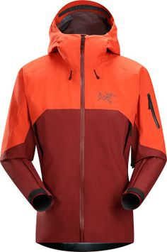 Arcteryx Rush Jacket - Mens Mens Ski Jackets