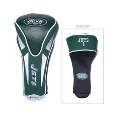 detailed pictures fd442 026a1 New York Jets NFL Single Apex Jumbo Headcover
