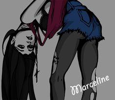 Marceline por Khonar en DeviantArt