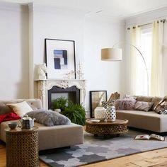Orient living room - West Elm