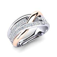 Tourmaline Rose, Tourmaline Jewelry, Sapphire Jewelry, Unique Diamond Rings, Eternity Ring Diamond, Diamond Wedding Bands, Bling Bling, Swarovski, Jewelry Rings