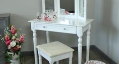WIN an Arabella dressing table set and £50 voucher from Melody Maison