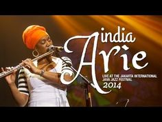 India Arie live at the Jakarta International Java Jazz Festival 2014, Sunday March 2nd - D2 Hall JIExpo Kemayoran Jakarta Indonesia. : youtube - Published on 15 Apr 2014