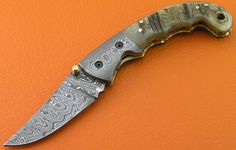 100% Handmade & Forged Sana Cutlery Damascus Steel Himalayan