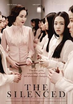 Directed by Hae-young Lee. With Bo-yeong Park, So-dam Park, Ji-won Uhm. A girl is transferred to a mysterious boarding school, where she is forced to discover its secrets to survive. Free Korean Movies, Korean Drama Movies, Movie To Watch List, Good Movies To Watch, The Silenced Movie, Cinema Movies, Film Movie, Netflix Movies, Movies Online
