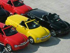 SSR Chevy Ssr, Sexy Cars, Gray Hair, Orange, Yellow, Jeeps, Cod, Chevrolet, Trucks