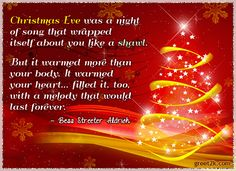 Happy Christmas Eve Quotes. QuotesGram by @quotesgram