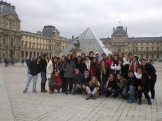 Louvre, Paris 2011