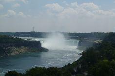 Michela, Redaktionsassistentin, war in #Niagara Falls, #Kanada.