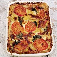 Lasagne van Jamie Oliver Recipe on Yummly Jamie Oliver, I Love Food, Good Food, Yummy Food, Chefs, Pasta Recipes, Cooking Recipes, Healthy Cooking, Gratin