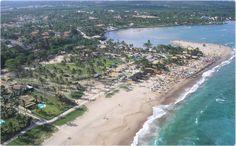 Praia do Buraquinho, Lauro de Freitas (BA)
