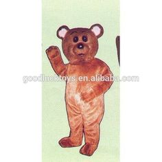 Bear mascot - Mascot of our Bear mascot by SpotSound UK Cartoon Mascot Costumes, We Bear, Event Marketing, Cartoon Characters, Fictional Characters, Scooby Doo, Winnie The Pooh, Funny, Bears