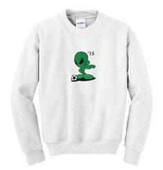 Alien Football '18 sweatshirt SN