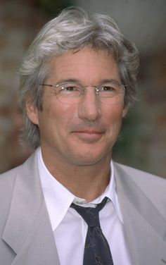 Richard Gere was voted People's Sexiest Male Alive back in 1999.