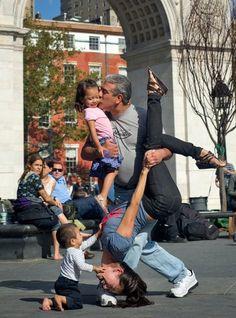 Dancers among us photos--adorables!