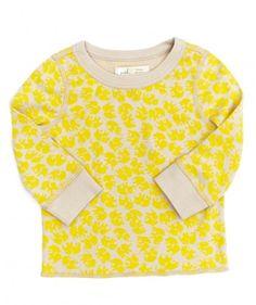 Elephant Long Sleeve Tee - Little Peanut Essentials - Shop - baby girls   Peek Kids Clothing